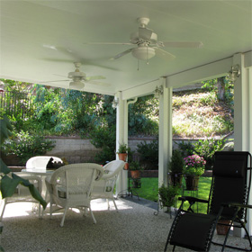Insulated Patio Covers Offer That Added Protection From The Elements With  An Insulation Value, Higher Than Most Wood Framed Patio Covers.