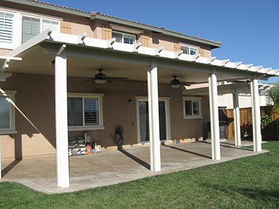 Patio Covers L J Hausner Construction Co