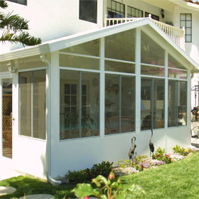 Charming Patio Enclosures Rooms
