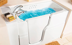 Safety Is Very Important And Jacuzzi® Walk In Bathtubs Knows That, With: